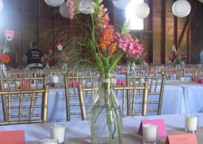 Brennen Barn Wedding
