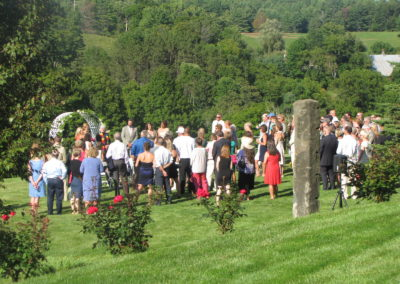 Apple Hill Inn Ceremony