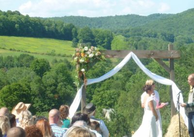 Apple Hill Inn Wedding Country Style